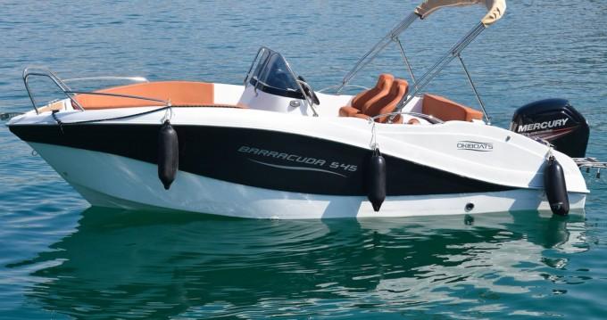 Louer Bateau à moteur avec ou sans skipper Okiboats à Kotor