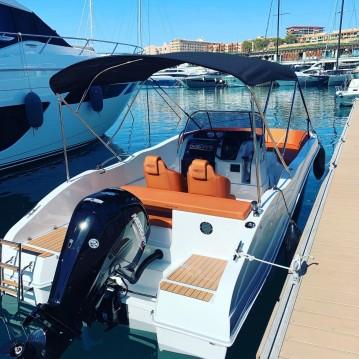 Location yacht à Kotor - Okiboats Barracuda 545 Open sur SamBoat