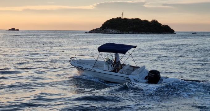 Location Bateau à moteur à Vrsar - Sessa Marine Key Largo 19