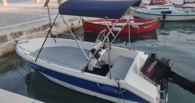 Location bateau Krk pas cher Speedy 450