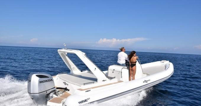 Location yacht à Palerme - Altamarea Wave 27 sur SamBoat