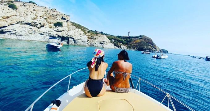 Location yacht à Argelès-sur-Mer - Quicksilver Activ 640 Cabin sur SamBoat