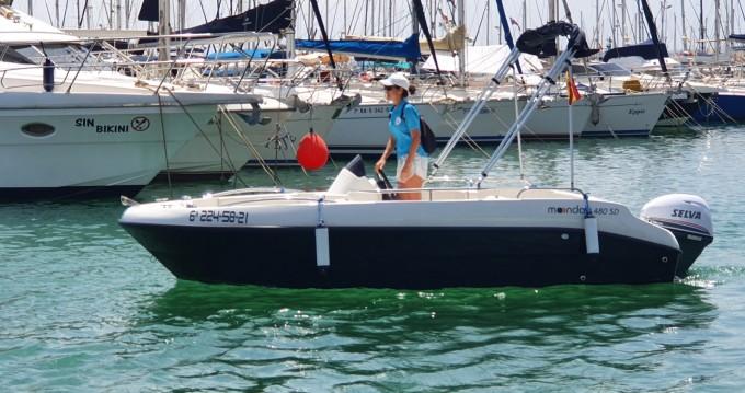 Remus Remus 450 open entre particuliers et professionnel à Cabo Roig