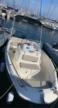 Location yacht à Pointe-Rouge - Quicksilver Activ 505 Open sur SamBoat