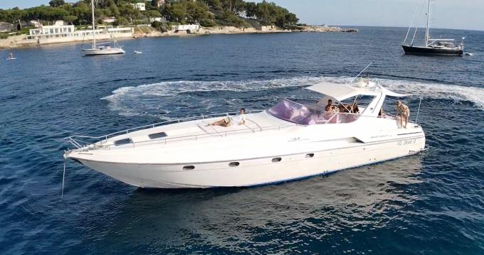 Louez un Ab Yachts Monte Carlo 55 à Antibes