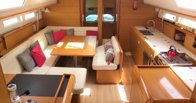 Location bateau Jeanneau Sun Odyssey 509 à Marigot sur Samboat