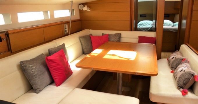 Location bateau Marigot pas cher Sun Odyssey 509