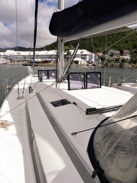 Location yacht à Marigot - Jeanneau Sun Odyssey 509 sur SamBoat