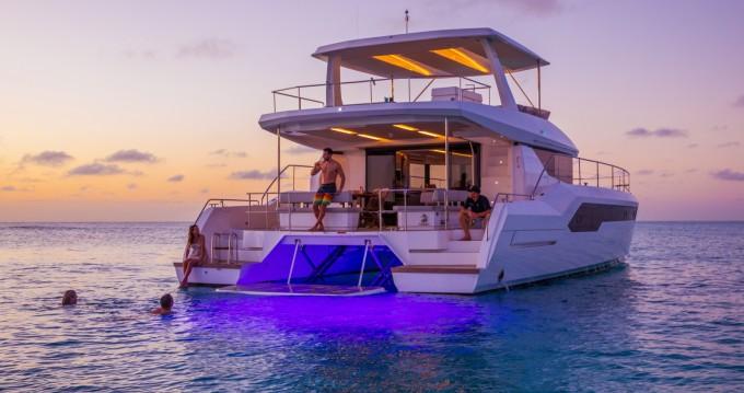Location yacht à Mahé - Leopard Leopard 53 Power cat sur SamBoat