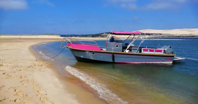 Location bateau Beacher BEACHER V 10,2 à Arcachon sur Samboat