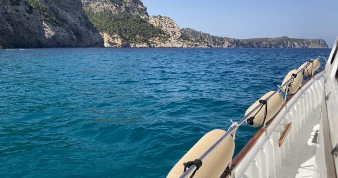 Location bateau Mestre D'Aixa Curret Llaüt Artesanal à Alcúdia sur Samboat
