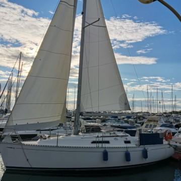 Louer Voilier avec ou sans skipper Dufour à Antibes