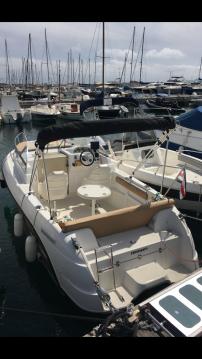 Quicksilver Quicksilver 625 Cruiser entre particuliers et professionnel à Fréjus