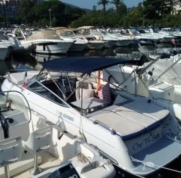 Location yacht à Mandelieu-la-Napoule - Sundowner 220CV Four Winns sur SamBoat