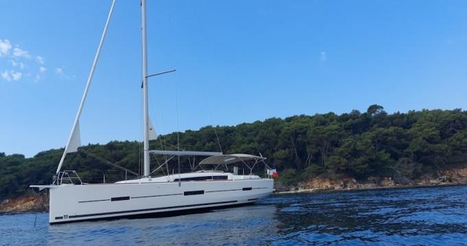 Dufour Dufour 412 Grand Large entre particuliers et professionnel à Sainte-Maxime