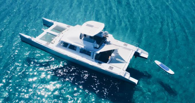 Location Catamaran à Cogolin - Catamaran Modèle unique