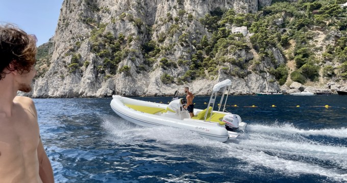 Location bateau speedy speedyboat  à Sorrento sur Samboat