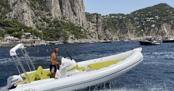 Location Bateau à moteur à Sorrento - speedy speedyboat