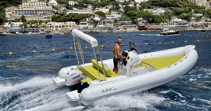 Location bateau Sorrento pas cher speedyboat