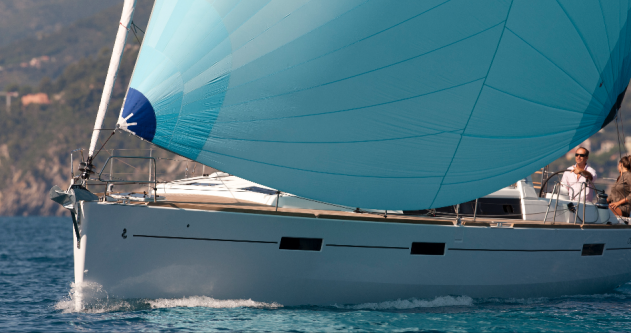 Location bateau Hyères pas cher Oceanis 45