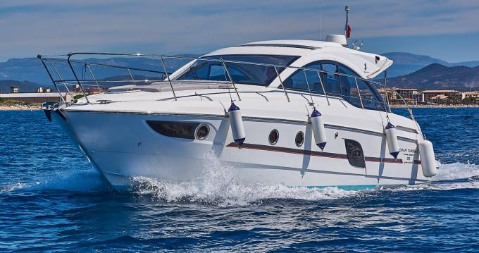 Location bateau Fréjus pas cher Flyer Gran Turismo 38