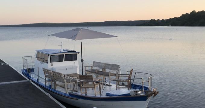 Location bateau praderes Chaland à Biscarrosse sur Samboat