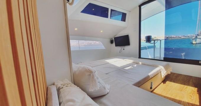 Louer Catamaran avec ou sans skipper solarboat à Costa del Algarve