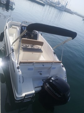 Location yacht à L'Estaque - Quicksilver AVTIV505OPEN sur SamBoat