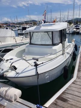 Location yacht à Hendaye - Bénéteau Barracuda 7 sur SamBoat