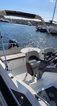 Louer Bateau à moteur avec ou sans skipper Pacific Craft à La Ciotat