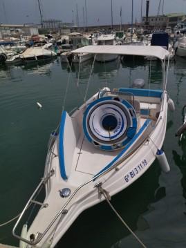 Location bateau Mimi Fisherman à Benalmádena sur Samboat