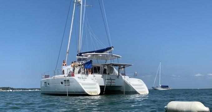 Location yacht à Port d'Arcachon - Lagoon Lagoon 380 S2 sur SamBoat