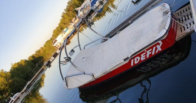 Location bateau Saint-Fargeau-Ponthierry pas cher Competition Ski Boat 2001