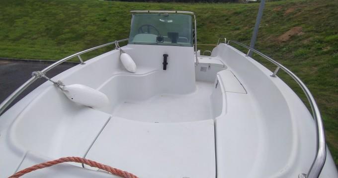 Power marine Quicksilver entre particuliers et professionnel à Binic