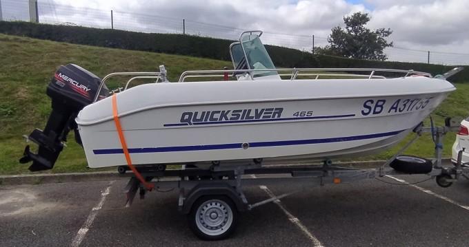 Location yacht à Binic - Power marine Quicksilver sur SamBoat