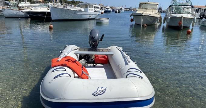 Location bateau Quicksilver Quicksilver 340 Sport à Carro sur Samboat