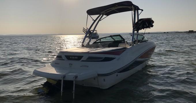 Location bateau Biscarrosse pas cher Sea Ray 190 Sport
