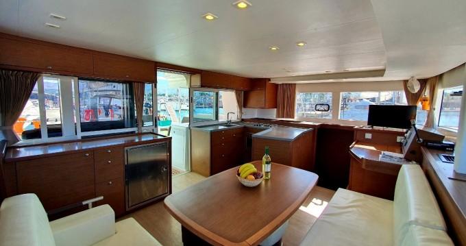 Louer Catamaran avec ou sans skipper Lagoon à Kos
