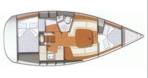 Location yacht à Lávrio - Jeanneau Sun Odyssey 32 i sur SamBoat