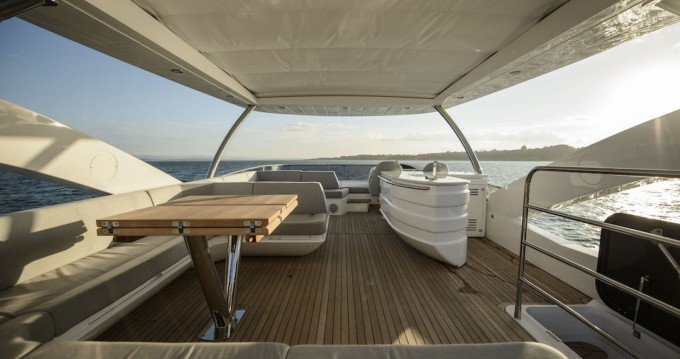 Location Yacht à Piano di Sorrento - Sunseeker Yacht 75