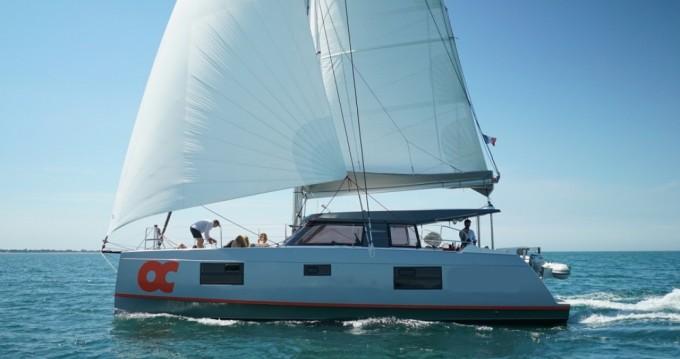 Location yacht à La Rochelle - Nautitech Nautitech Open 40 sur SamBoat
