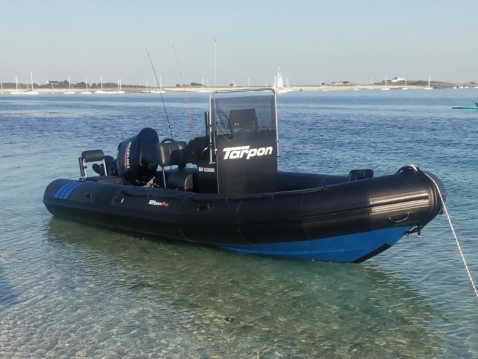 Louez un 3D Tender 3D Tender 550 Patrol à Bénodet