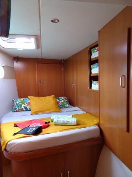 Louer Catamaran avec ou sans skipper Leopard à Le Marin