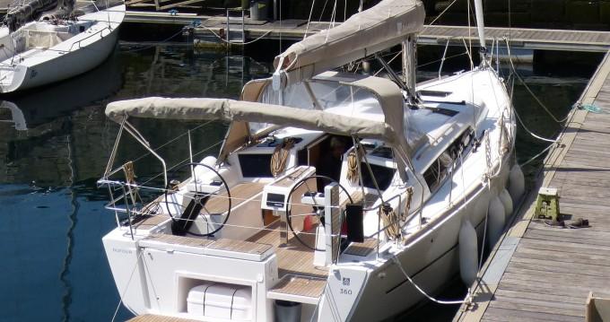 Location bateau Dufour Dufour 360  à Porto de Portimao sur Samboat
