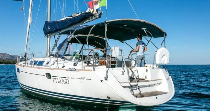 Location yacht à Marina di Portisco - Jeanneau Sun Odyssey 49i sur SamBoat