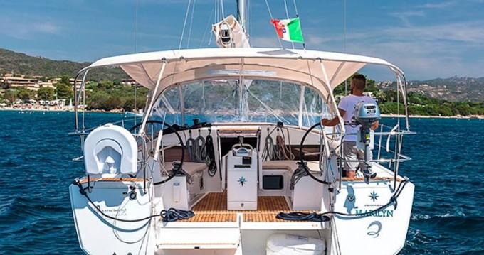 Location yacht à Marina di Portisco - Jeanneau Sun Odyssey 440 sur SamBoat