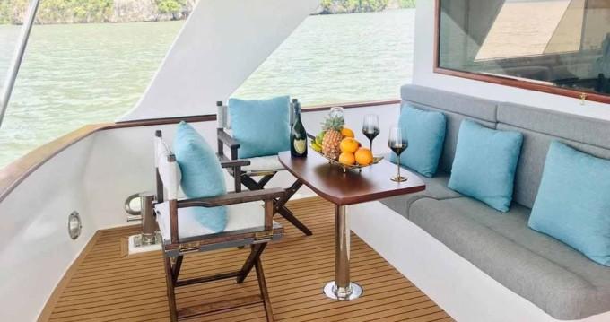 Location Yacht à Phuket - King Yacht Sea Ranger