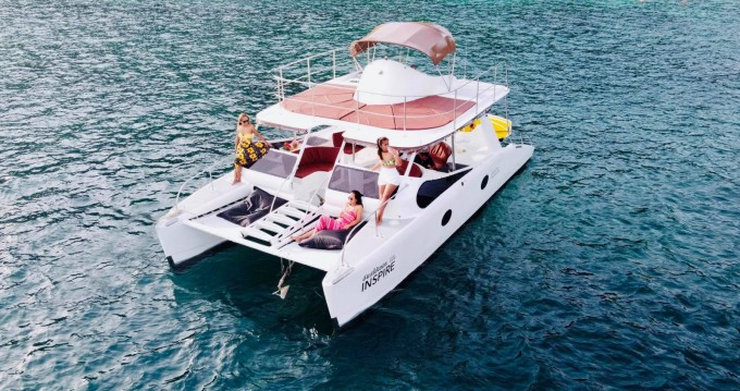 Louer Bateau à moteur avec ou sans skipper Inspire à Phuket