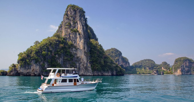 Location Bateau à moteur à Phuket - Grand Banks Grand Banks 52