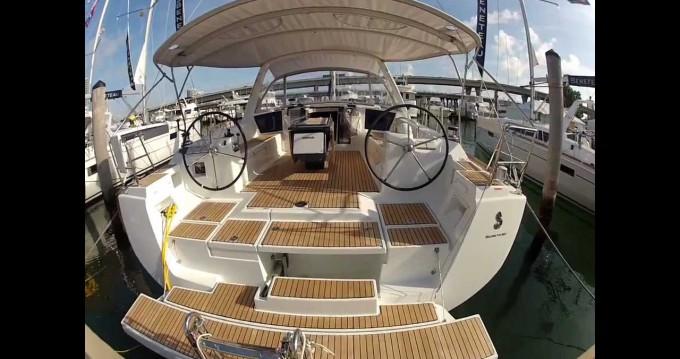 Location bateau Bénéteau Oceanis 45 à Sukošan sur Samboat